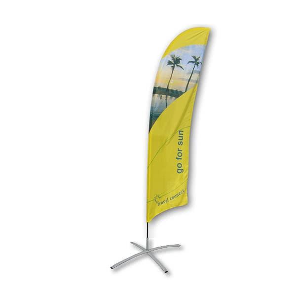 Beachflag-Standard-4100-Kreuzfuss
