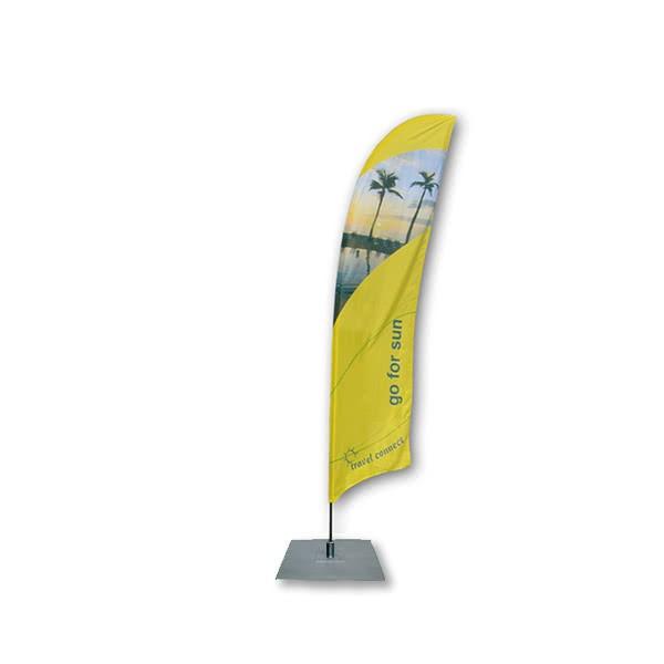 Beachflag-Standard-3100-Bodenplatte-Rotator