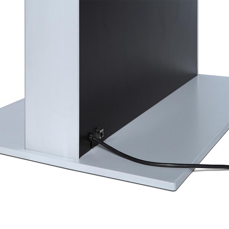 Digitale Infostele einseitig Bodenplatte schwarz.jpg
