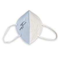 FFP-2 Mund- und Nasenschutz - Farbe: weiss Preis pro Verpackungseinheit mit 10 Stück CE-Zertifizierung CE 2163 - EN149:2001 + A1:2009 - FFP2 Maske CE