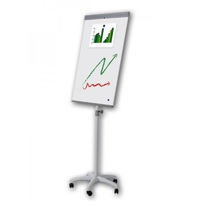 Flip-Chart PREMIUM Whiteboard-Fläche: 680x1.000mm 680x1.000mm - flip-chart-premium 2