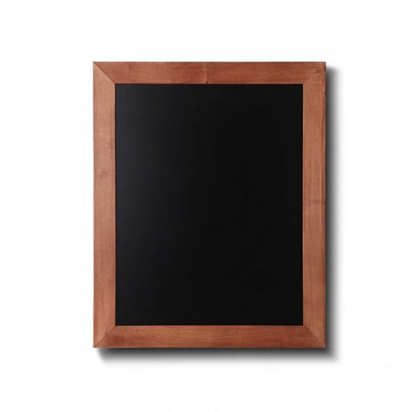 Holz-Wand-Kreidetafel-eckiges-Profil-400x500-hellbraun