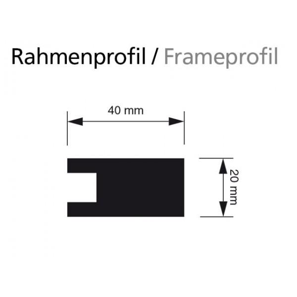 Holz-Wand-Kreidetafel-eckiges-Profil 4