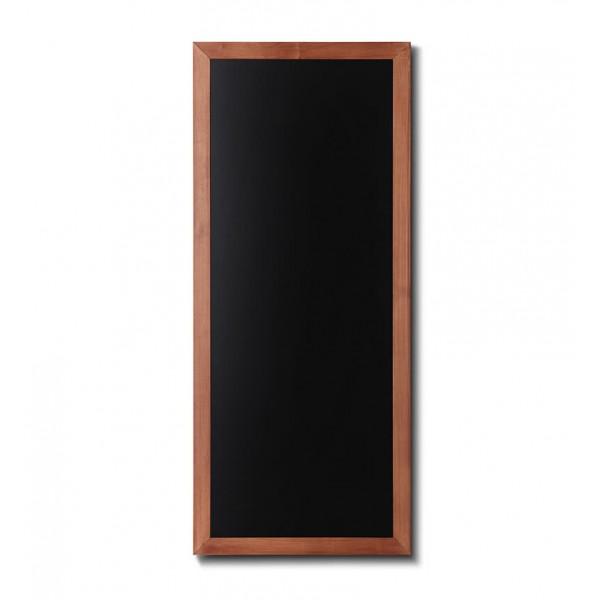 Holz-Wand-Kreidetafel-eckiges-Profil-560x1200-hellbraun