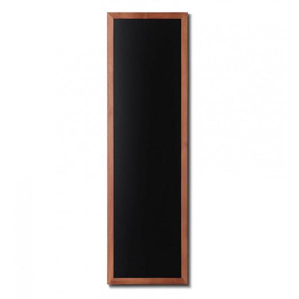 Holz-Wand-Kreidetafel-eckiges-Profil-560x1700-hellbraun