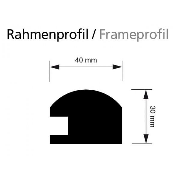 Holz-Wand-Kreidetafel-rundes-Profil 1