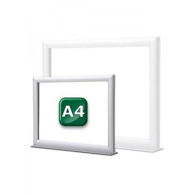 Infotopper-Einschubrahmen Format: DIN A4 quer, doppelseitig DIN A4 (210x297 mm) - Infotopper-DIN-A4-JPG