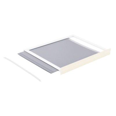 Antireflexschutzfolie DIN A4 (Set - 2 Stück) für Info-Topper DIN A4 (210x297 mm) Ersatzbedarf Infotopper - Antireflexfolie Infotopper DIN A3