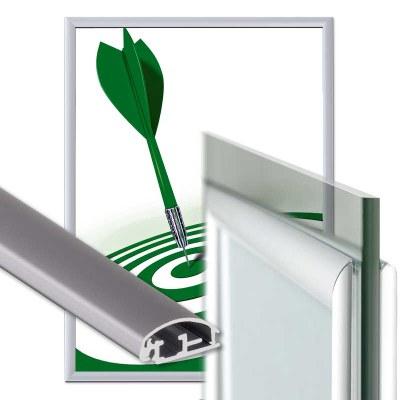 Klapprahmen Fenster Einlegeformat: DIN A3 (297x420 mm) Profil: 25mm Gehrung - Fenster Klapprahmen-25er-Profil-Gehrung