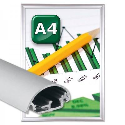 Klapprahmen Safety Einlegeformat: DIN A4 (210x297 mm) DIN A4 (210x297 mm) - Klapprahmen-safety A4 30er