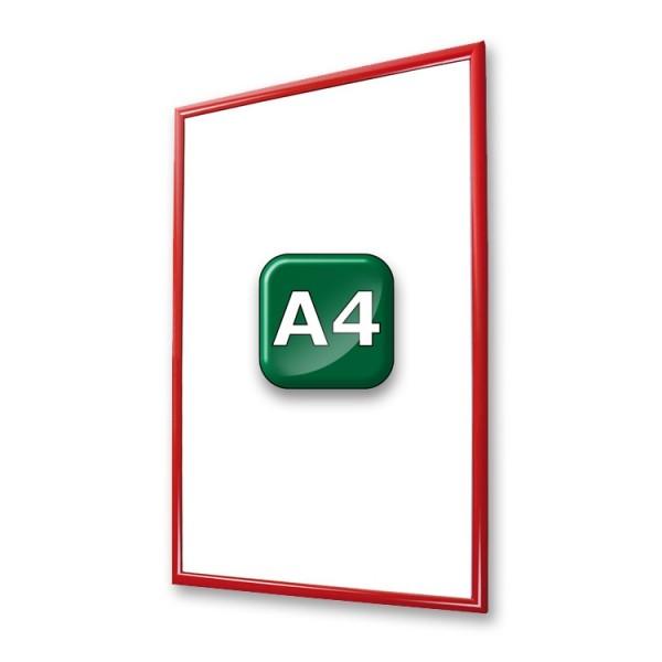 klapprahmen-25er-profil-gehrung-rot-a4