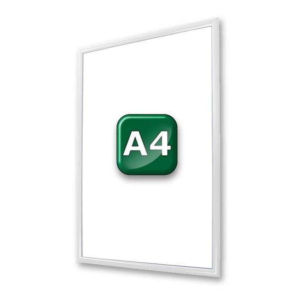 klapprahmen-25er-profil-gehrung-weiss-a4