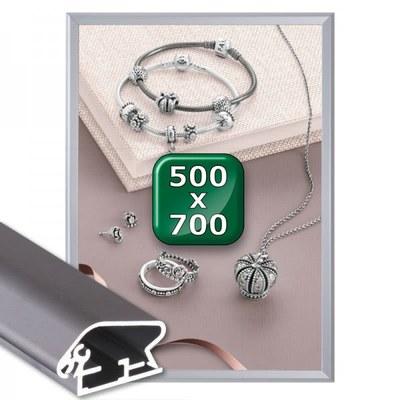 Klapprahmen Standard Einlegeformat: 500x700 mm 500x700 mm - Klapprahmen 500x700 32mm Gehrung