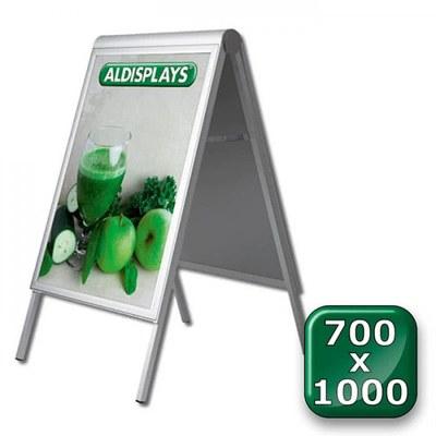 Kundenstopper PREMIUM Einlegeformat: 700x1.000 mm 700x1000 mm - Kundenstopper-Premium-700x1000