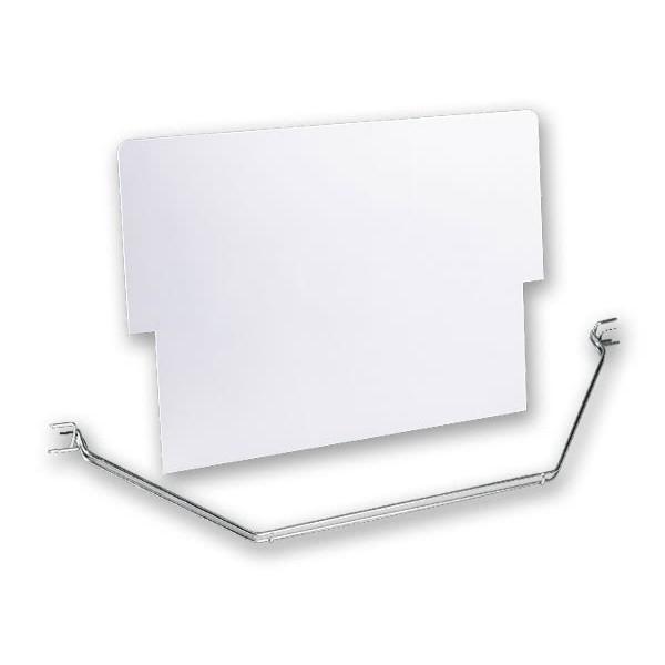 standard-zubeh r-topschild-mit-halter