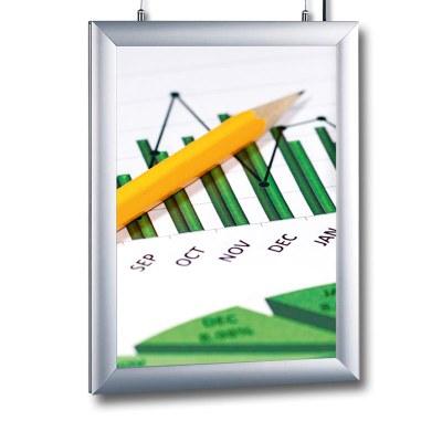 Leuchtkasten MODULIGHT Ausführung: doppelseitig Einlegeformat: DIN A2 (420x594 mm) - leuchtkaesten_modullight-doppelseitig-Übersicht