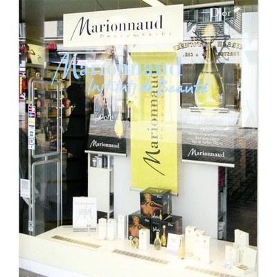 Shopsystem Marrionaud Individuelle Ausführung & Format - Shop-Displays-Marionnaux-Solothurn