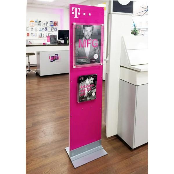 Acryl-Infodisplay-T-Mobile-Austria