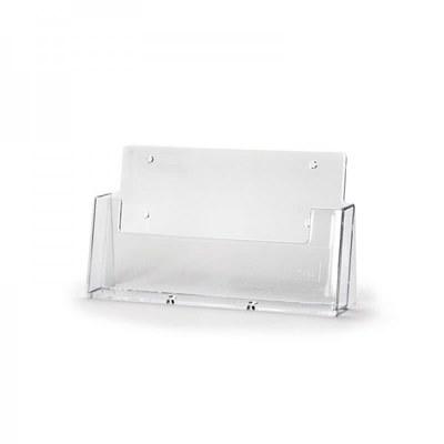 Tischständer - Einzel Einlegeformat: DIN A5 (148x210 mm) DIN A5 (148x210 mm) - Dispenser-DIN-A5-quer-IKEA-CLA05