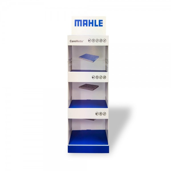 mahle caremetrix display front