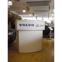 Druckset ALLEGRO®-Rondotheke Baraufsatz Digitaldrucke komplett für Rondotheke mit Baraufsatz - 1x Thekenfront 700x866 mm - Rondotheke-Volvo 1